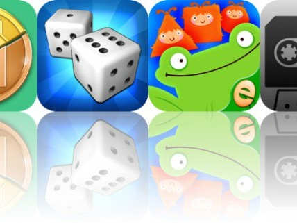 Today's Apps Gone Free: Home Budget, Backgammon, Toddler Learning Games and More