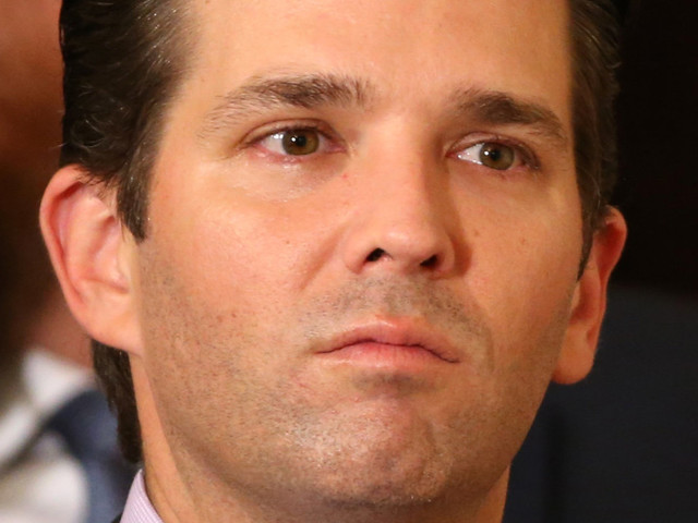 Donald Trump Jr. Comes To His Father's Defense During James Comey Hearing