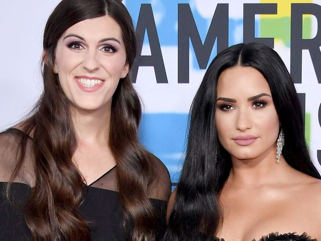 Demi Lovato took Danica Roem, the first openly transgender state legislator, to the AMAs