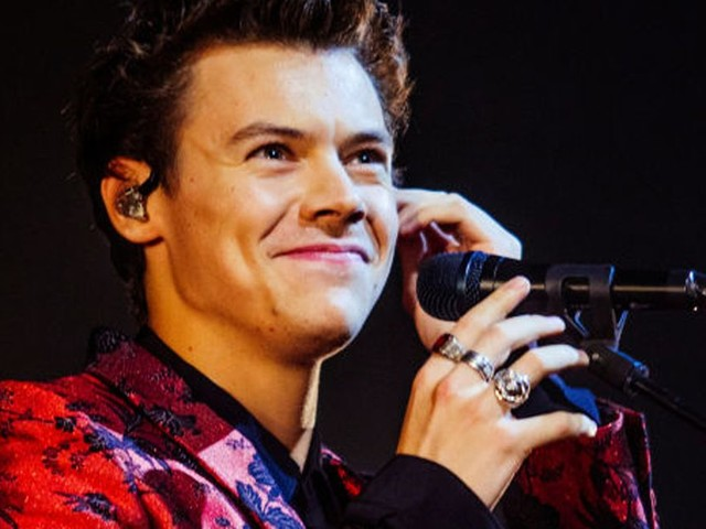 Harry Styles stops concert to offer fan dating advice by quoting The Notebook