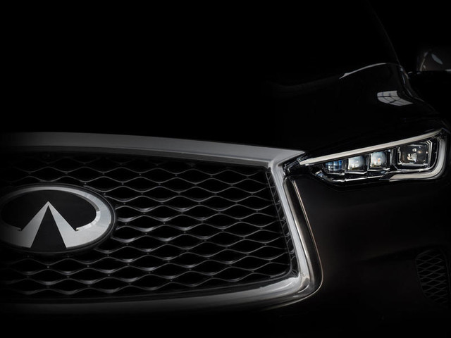 New Infiniti QX50 revealed with world's first production variable compression ratio engine