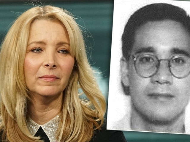 Versace's Killer Targeted Lisa Kudrow! Inside His Sick Obsession With The Actress