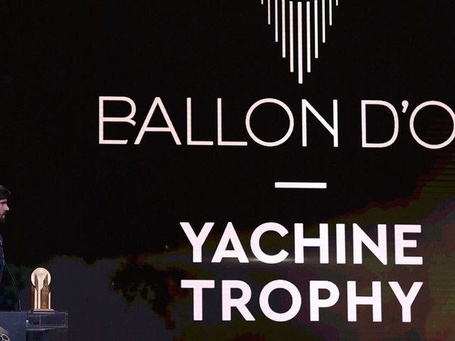 Arrizabalaga among 10 finalists for inaugural Ballon d'Or 'Yachine Trophy'