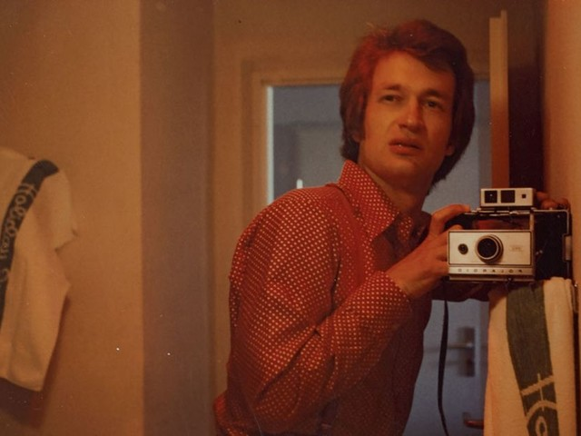 How Wim Wenders put the snap back into Polaroids