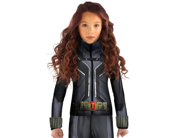 Amazing Marvel Costumes For Kids