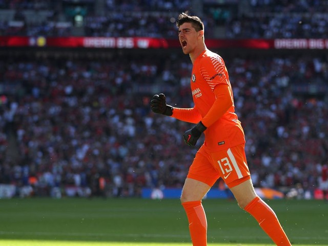Thibaut Courtois will not be sold to Liverpool — reports