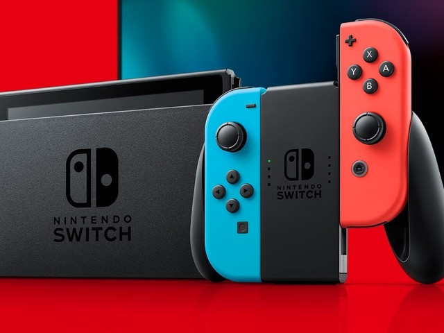 Nintendo Switch is now in stock at these stores