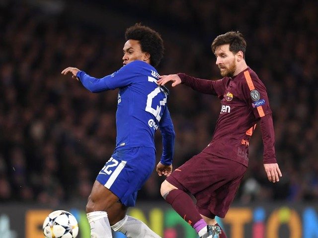 Willian on his Barcelona masterclass, and repeating it against Manchester United