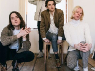 Mozes And The Firstborn Release New Single Blow Up Ahead Of 'Dadcore' Release
