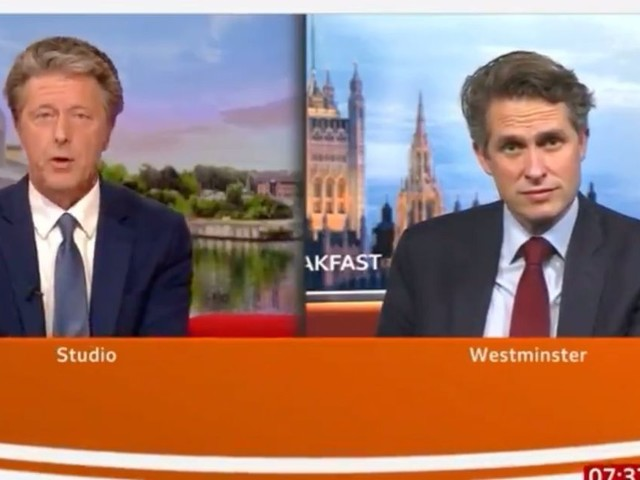 Gavin Williamson Outdoes Himself In Latest TV Appearance, Earns Dominic Raab Comparisons