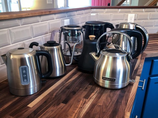 The best electric kettles of 2020 for tea, coffee - CNET
