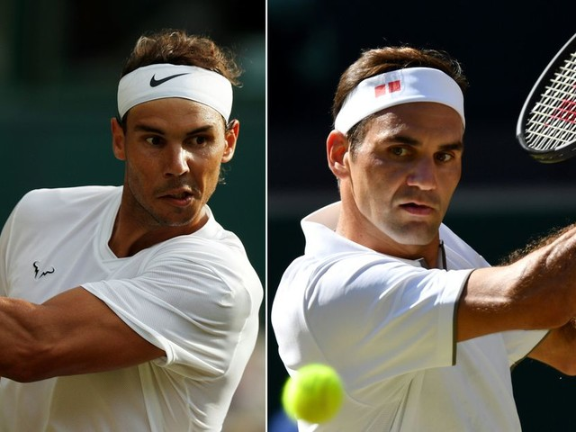 Wimbledon semis are the perfect place for the Federer-Nadal rivalry