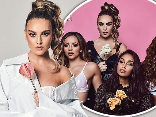 Little Mix reveal they have their own 'insecurities'