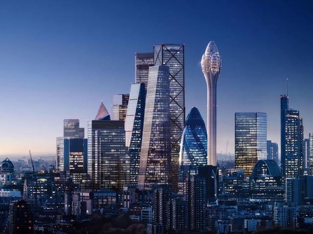 "The ""Tulip"" skyscraper is blocked by Mayor of London"