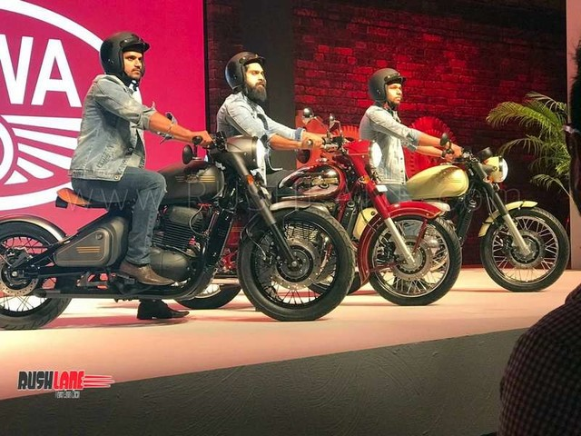Jawa Motorcycles launched in 3 variants – Rs 1.55 L to Rs 1.89 L for Royal Enfield rivals