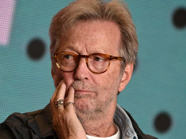Eric Clapton Breaks Vow To Never Play Venue With Vaccine Mandate