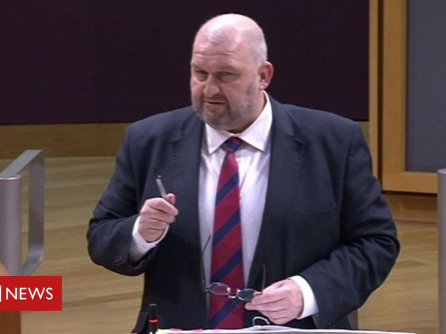 Carl Sargeant: Labour AM told in text minister would be sacked