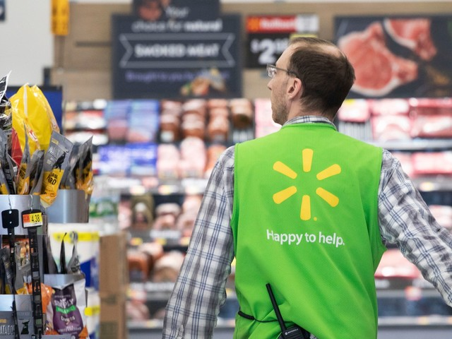 Walmart: 'It's time' for Congress to debate an assault-weapons ban
