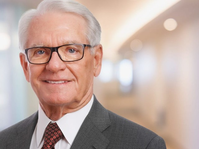 Charles Schwab looks back on his 48-year-old firm's major turning points, and tells us what's in store for the future of personal finance