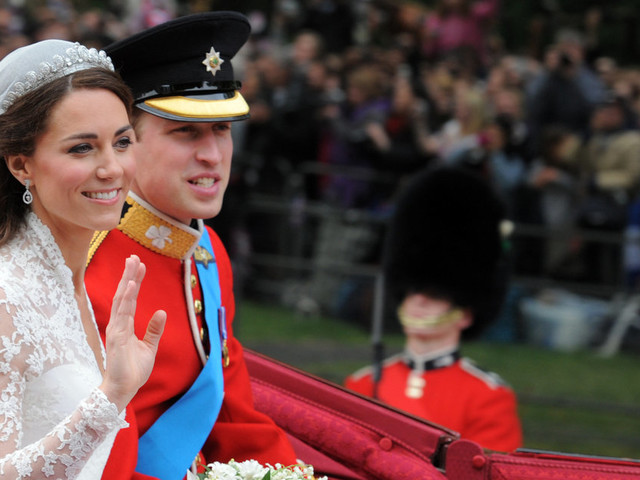 William And Kate's Wedding Cost Police £6.3 Million In Security Fees, Figures Reveal