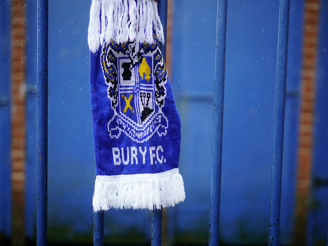 Sport shorts: Bury FC face judgement day as 11.59pm EFL deadline looms