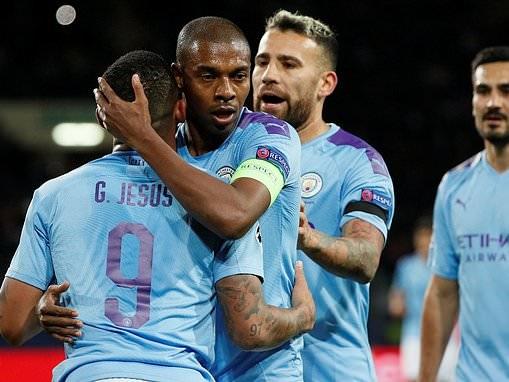 Man City news: Fernandinho impresses against Shakhtar after move into defence