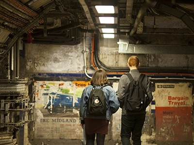 Ticket Alert: Disused tube tunnel tours announced