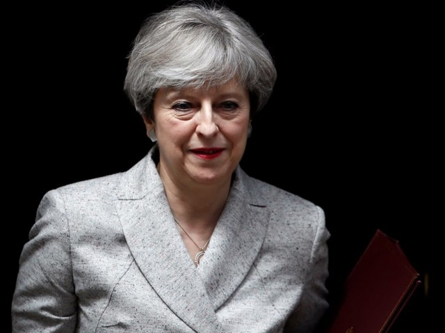 Theresa May's leaked Brexit immigration plans labelled a 'disgrace'