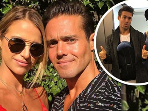 Spencer Matthews and Vogue Williams 'set to star in own reality show'