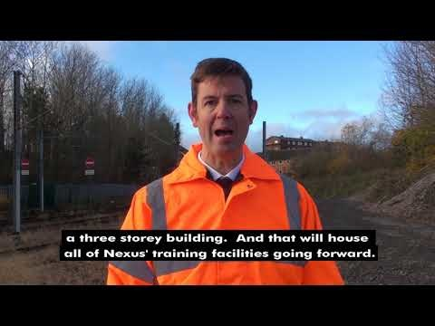 Nexus to build £8.4m rail training centre in South Shields