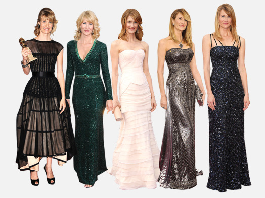 Fashion Flashback: Laura Dern Remembers Her Favorite Frocks