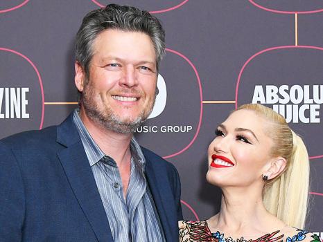 Gwen Stefani Teases Blake Shelton About Using Her Married Name: It's 'Gwen Shelton Now'