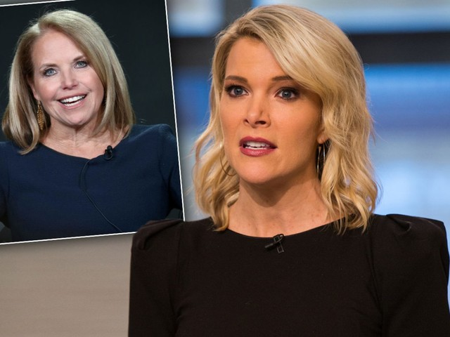 Megyn Kelly Throws Olympic 'Fit' As Katie Couric Takes Her Place At Winter Games