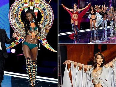 Victoria's Secret Fashion Show 2017 Heads To Shanghai: The Best Photos