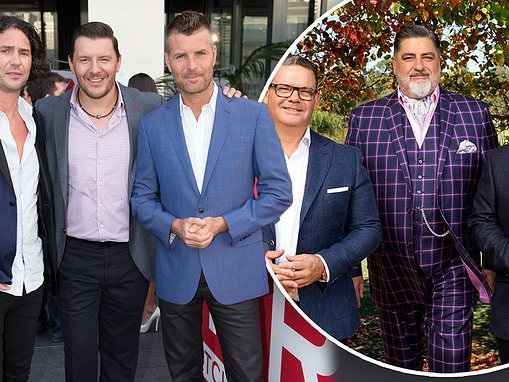 MKR judges Pete Evans, Manu Feildel and Colin Fassnidge deny joining MasterChef lineup