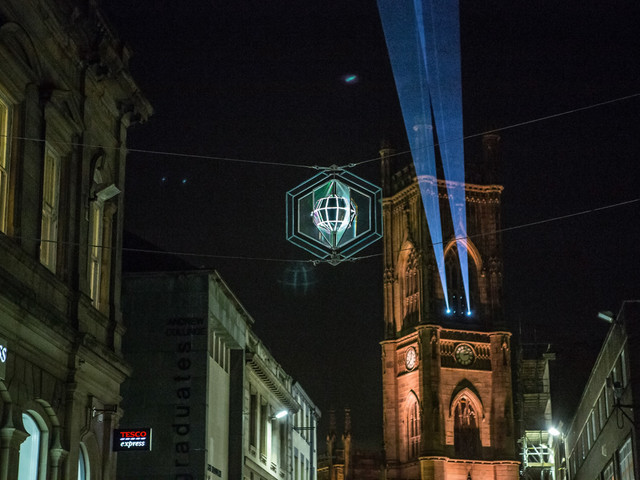 Invisible Wind Factory and Kazimier team announce spectacular Christmas plans