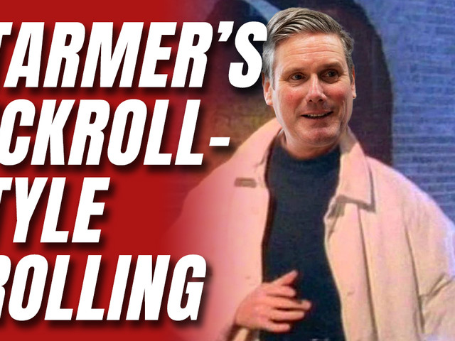 In Full: Starmer's Official Pub Conflict Statement