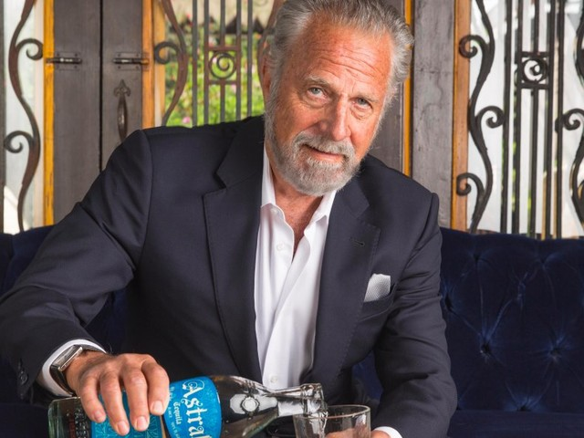 Why 'the most interesting man in the world' ditched beer for tequila
