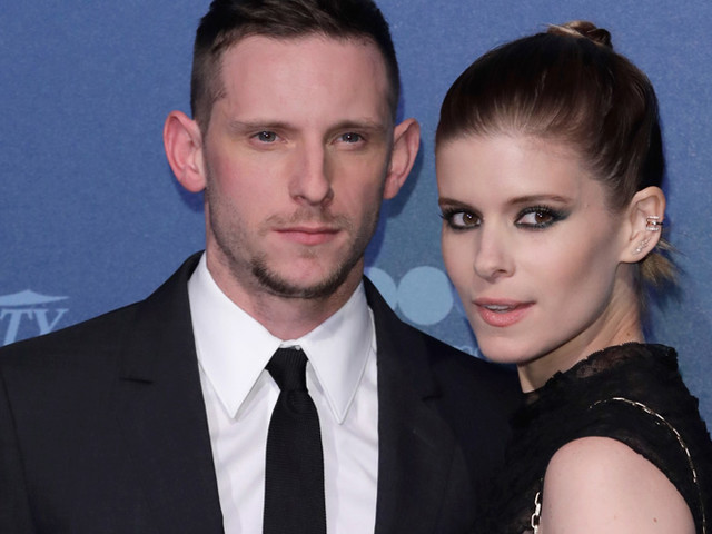 Jamie Bell & Kate Mara Make a Hot Pair at British Independent Film Awards 2017!