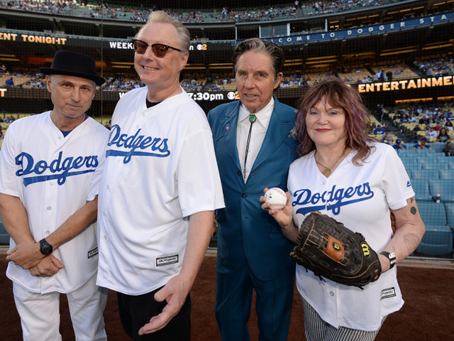 X Takes Dodger Stadium to Mark Band's 40th Anniversary