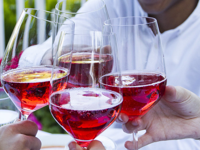 All The Types Of Sparkling Red Wine You Should Try This Summer