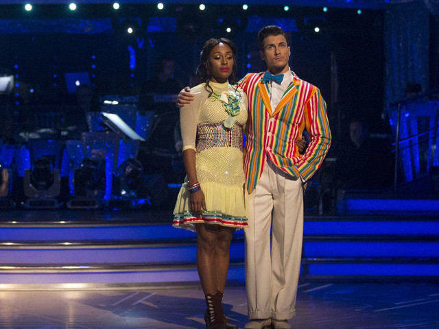 'Strictly Come Dancing': Davood Ghadami Leaves The Competition As Alexandra Burke Survives A Second Dance-Off