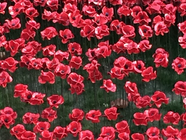 Jo Swinson's statement for Remembrance Sunday