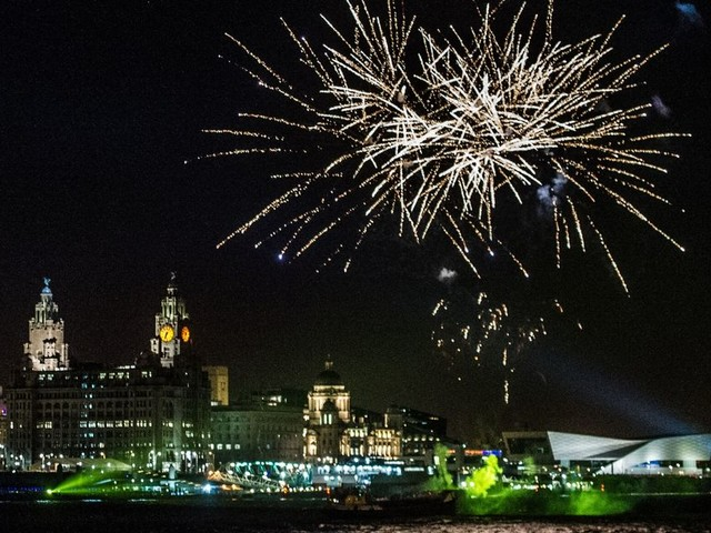 Bonfire Night 2017 - Liverpool fireworks displays, River of Light and everything you need to know