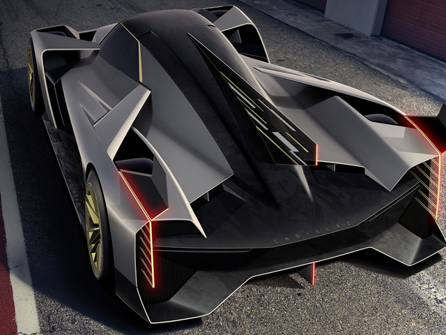 Cadillac confirms new IMSA and WEC hypercar for 2023