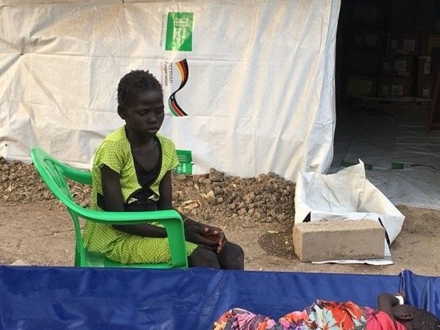 Cholera Stalks 'Refugee Islands' In Swamplands of South Sudan