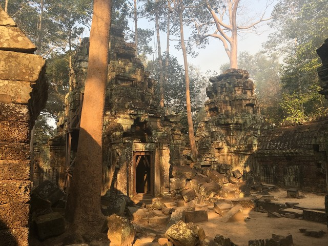Cambodia: from tenth-century temples to mid-century modern
