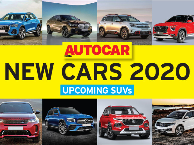 New cars for 2020: SUVs to wait for