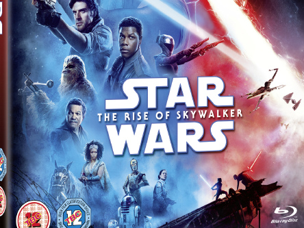 Win a copy of Star Wars: The Rise of Skywalker on Blu-Ray