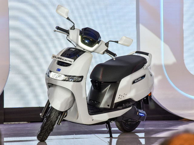 TVS iQube price reduced to Rs 1 lakh